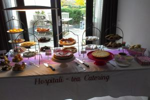 Hightea buffet