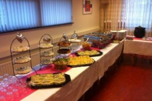 Hospitali Tea Catering Lunchbuffet Catering